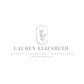 Floral Wedding Photography Logo Design.p