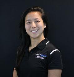 Dr Sharon Tseng, DC, CCSP, AMP, ART