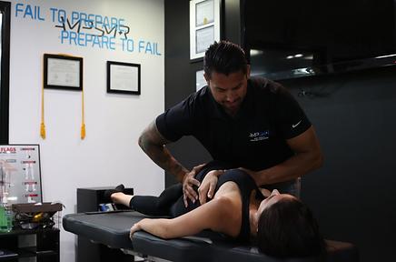 AMP Chiropractic Manipulation