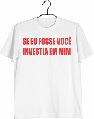 Camisa Investimento