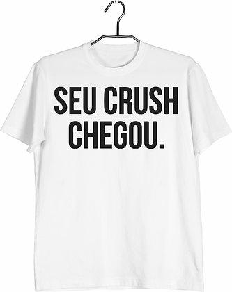 Camisa Seu Crush Chegou