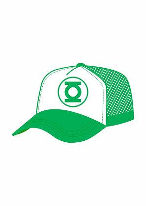 Boné Lanterna Verde