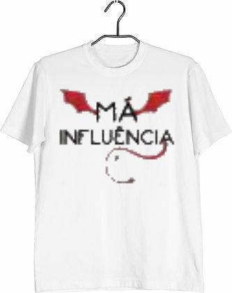 Camisa Má influência