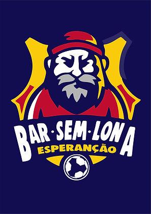 Placa MDF Bar Sem Lona