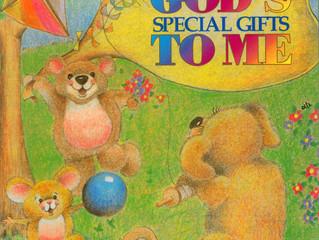 神さまの贈りもの クリスマス向けセミオーダー絵本