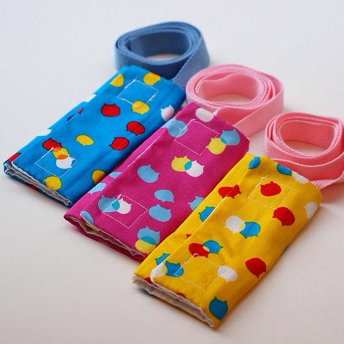カテーテルケース 猫(縫製済み品)