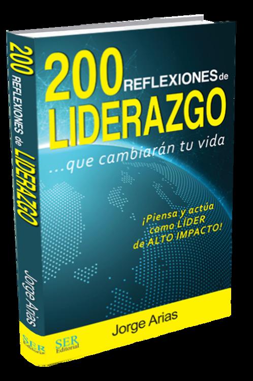 200 Reflexiones de Liderazgo Que Cambiarán Tu Vida