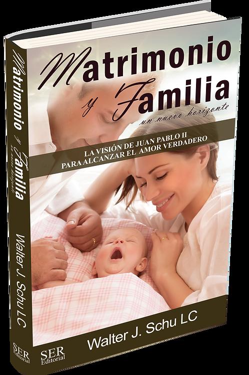 Matrimonio y Familia - Un Nuevo Horizonte