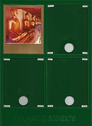 Polaroid Scanner Mount