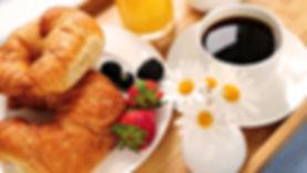 A votre réveil, les petits déjeuners vous seront servis dans la cuisine ou au jardin si la météo le permet. Ils sont préparés avec beaucoup d'attention selon vos désirs et choix.