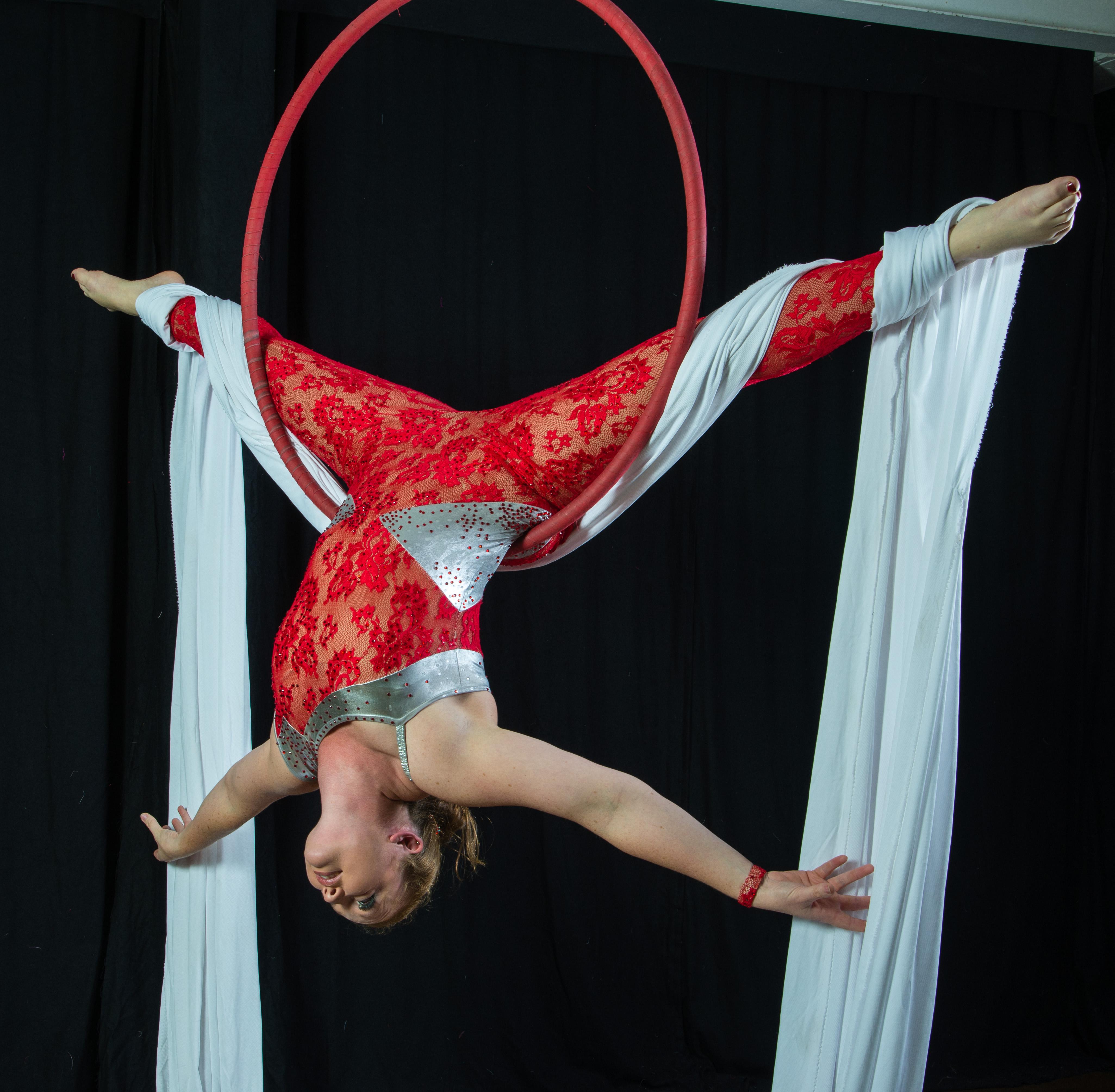 Aerial Hoop/Silks