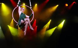 Aerial Hoop - Costa Cruises