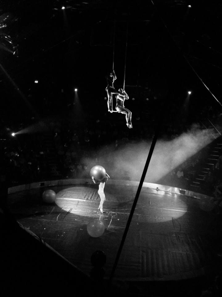 Doubles Trapeze - Jules Verne