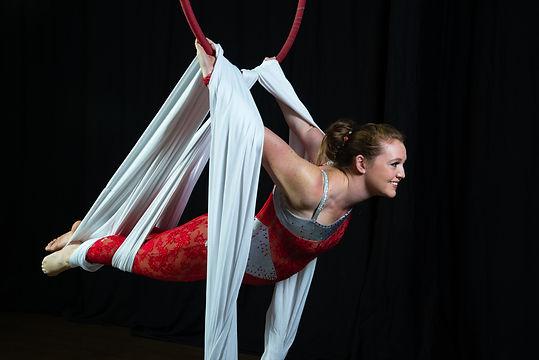 Lisa Truscott - Aerial Hoop/Silks