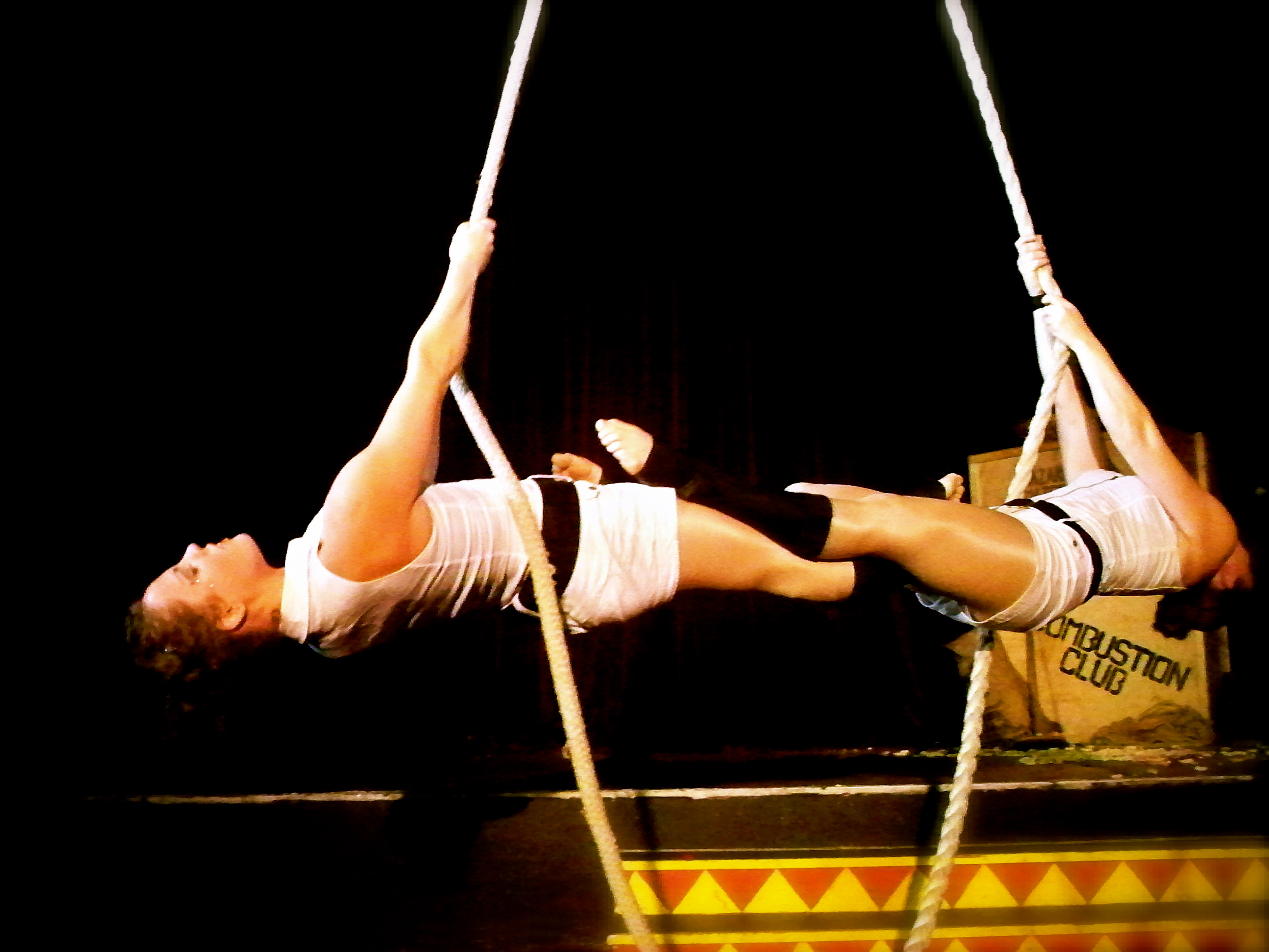 Forte Leesana - duo rope