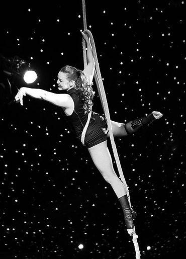 Lisa Truscott - Corde Lisse - Rope