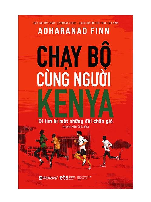 Sách Chạy Bộ Cùng Người Kenya