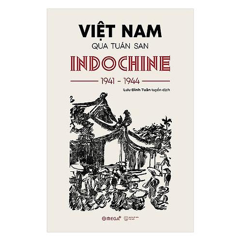 Sách Việt Nam qua tuần san Indochine 1941-1944