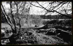 Gamle kirkehaugen Tenor Slitu 1952