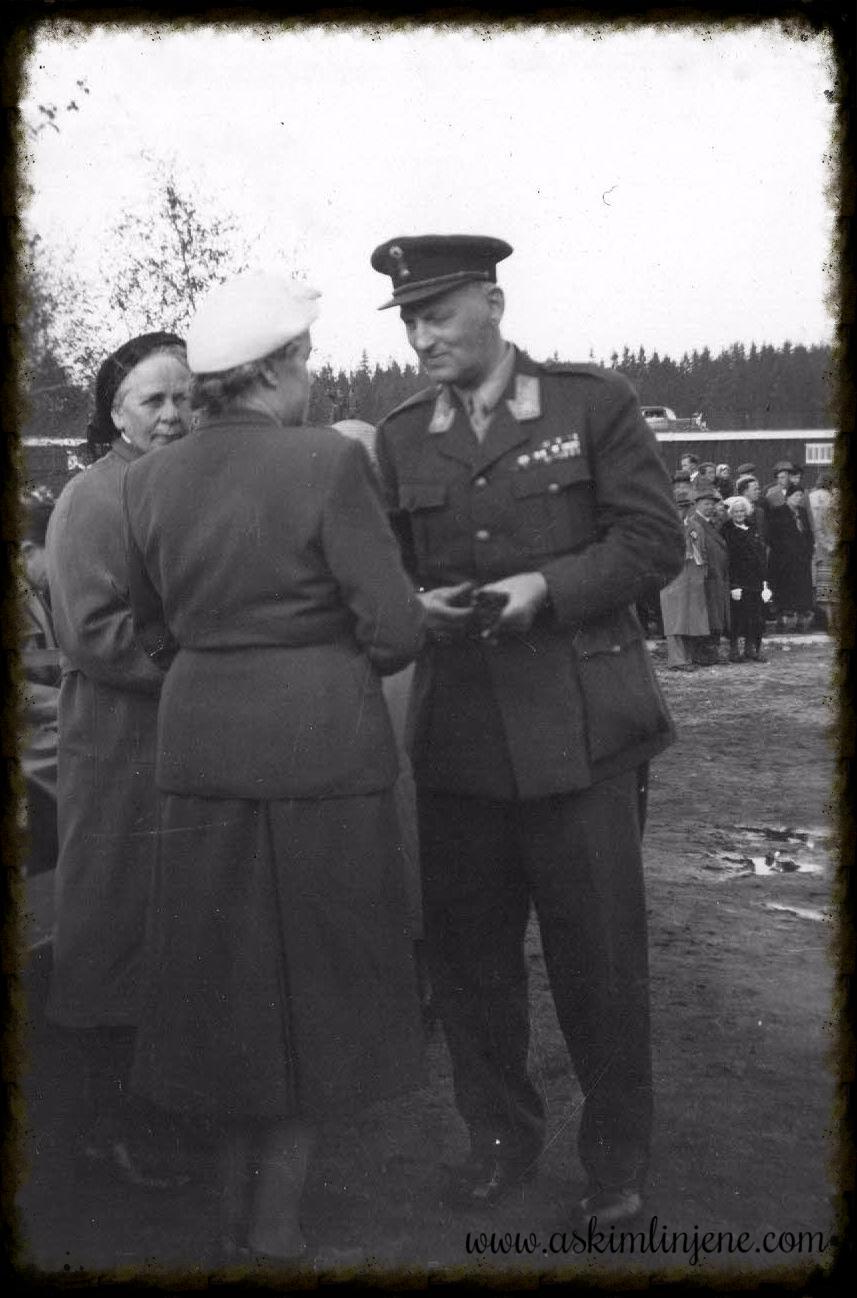 Røde Kors-markedet Momarken 1953