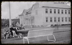Folkehøgskolen Mysen 1950