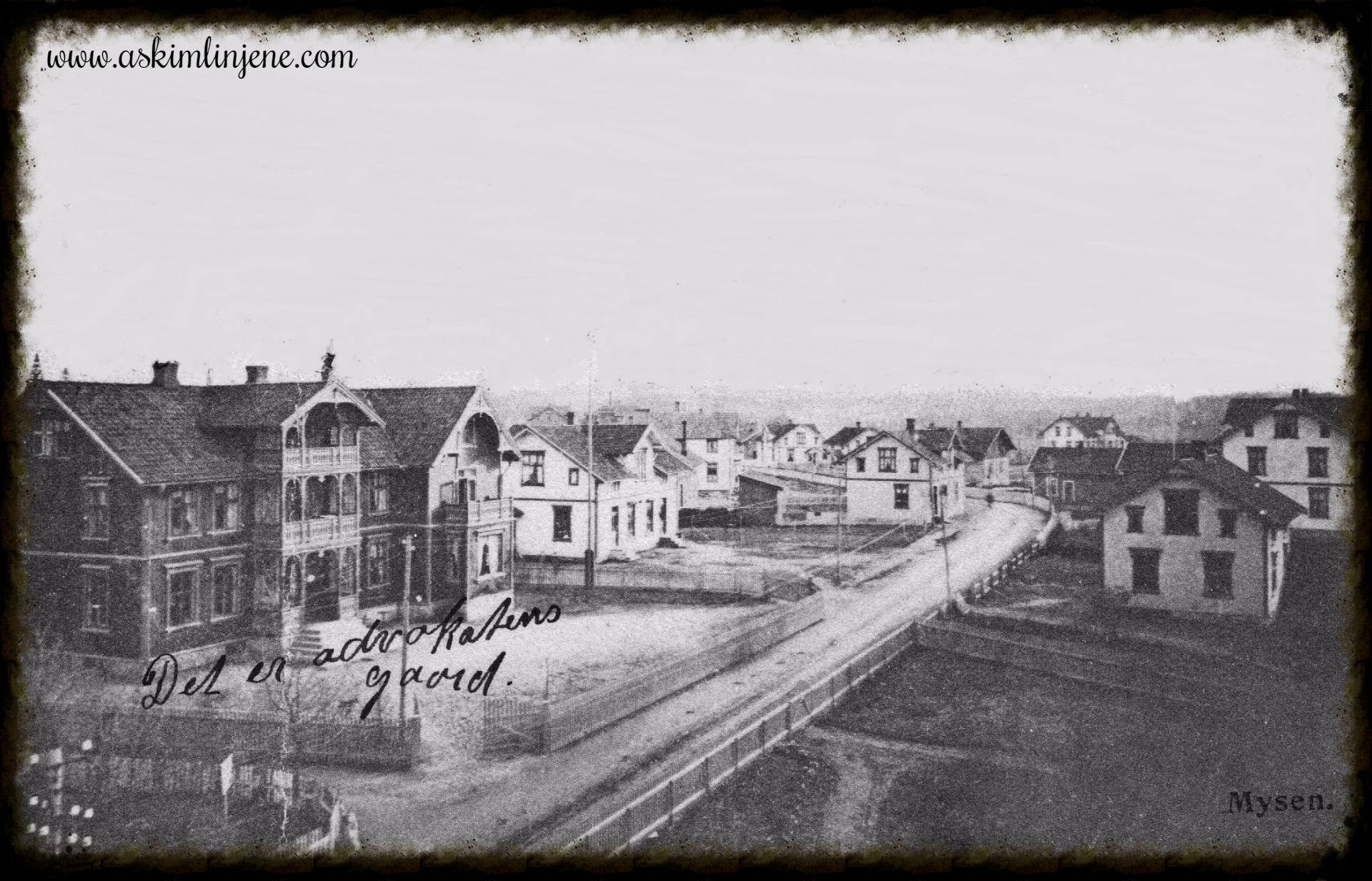 Mysen 1905