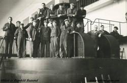 Solbergfoss 1920-1924