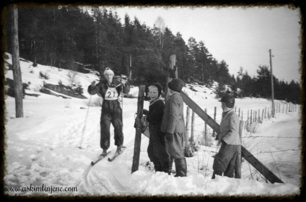 Skirenn 1950