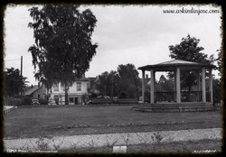 Jernbaneparken Mysen 1950-tallet
