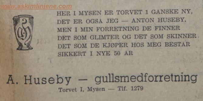 A.Huseby