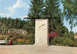 Monument over de falne