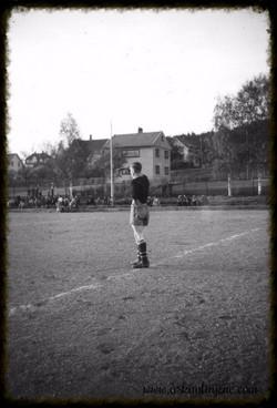 Mysen Idrettsplass 1950