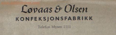Løvaas&Olsen