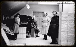 Fra Arbeidssalen Indre 1953