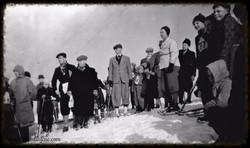 Barnehopprenn Vandugbakken 1951