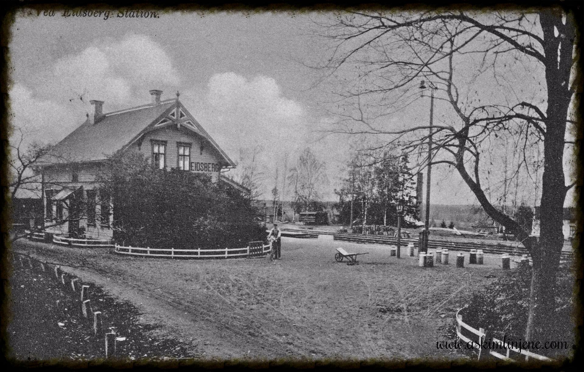 Eidsberg Jernbanestasjon
