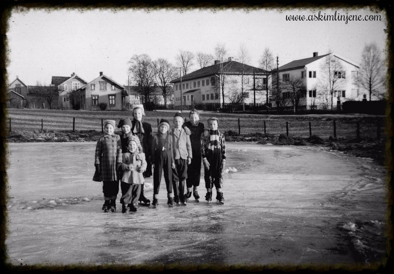 Hamilbrønnen 1950