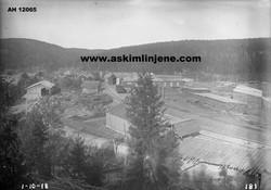 Solbergfoss sporarrangement 1918