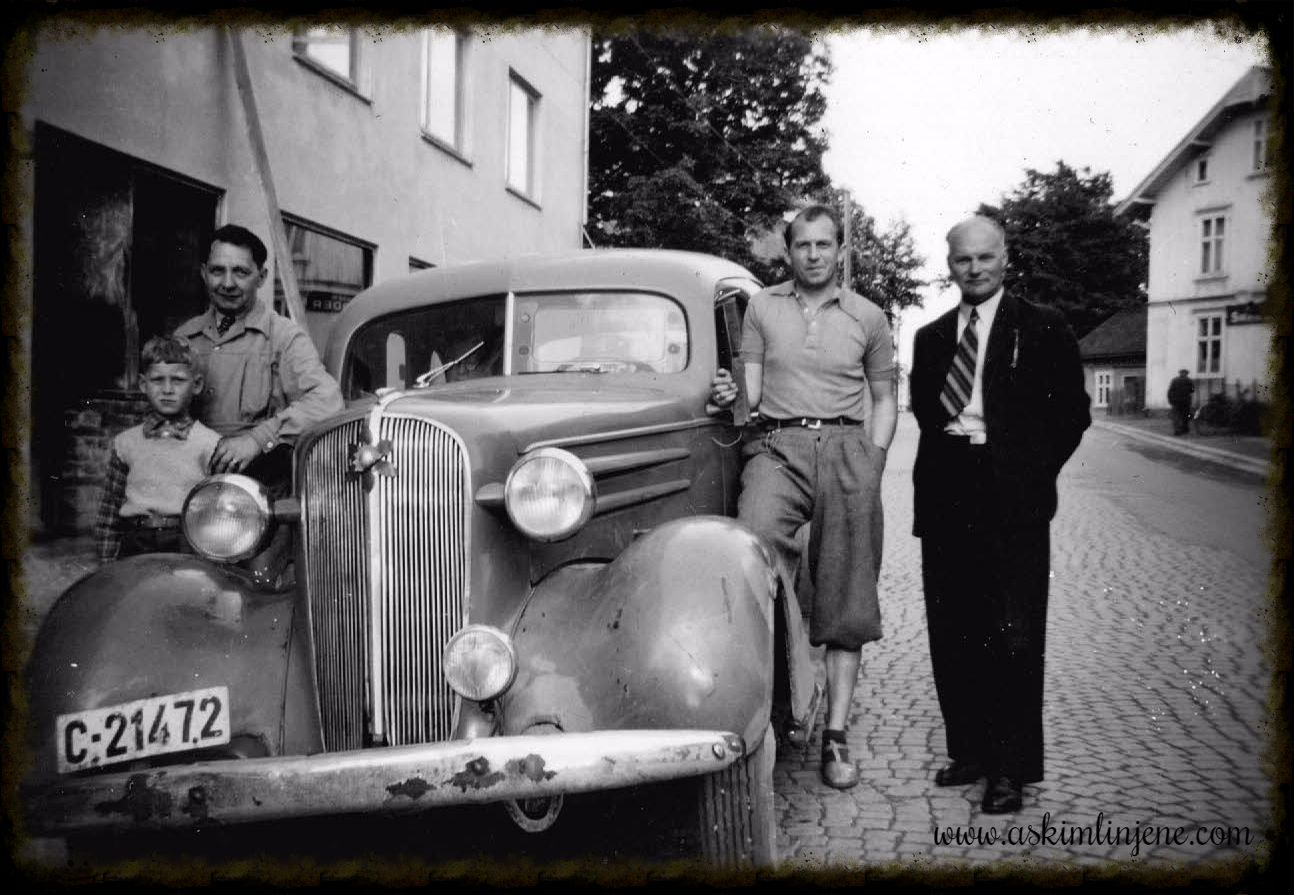 Utenfor Indre 1951