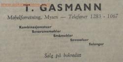 T.GASMANN