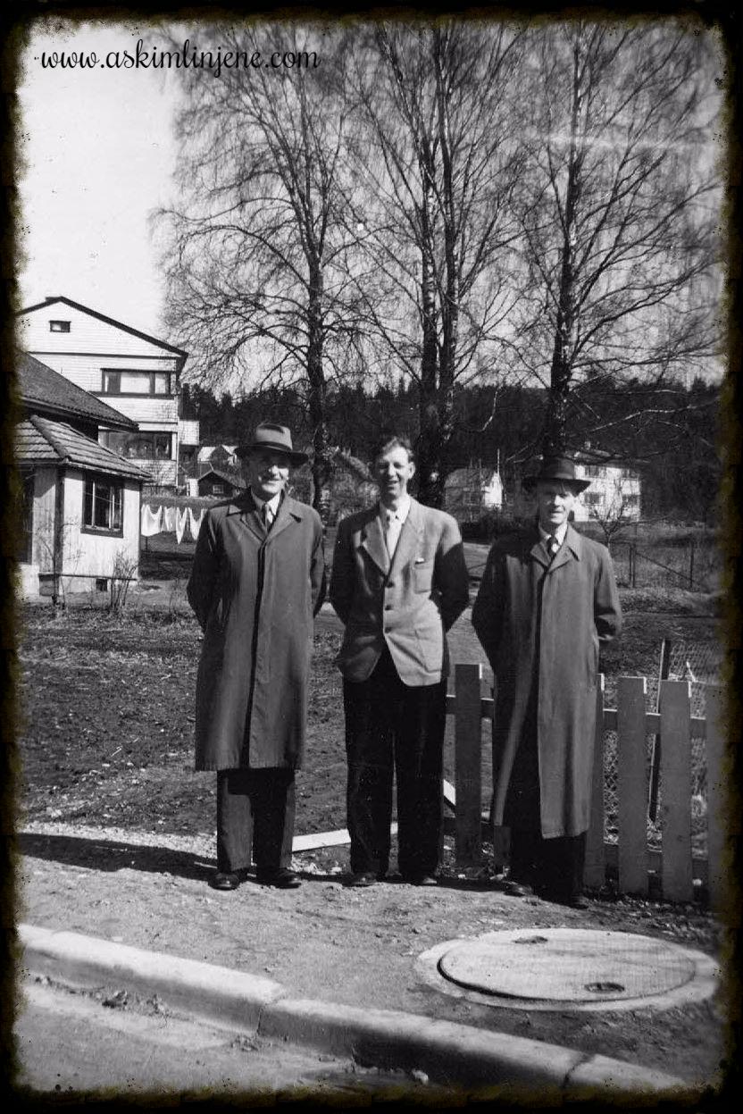 Vandugbakken april 1952