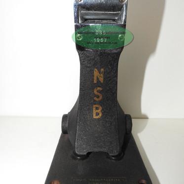 Billettstempler NSB