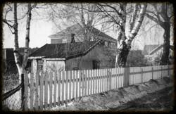 Smedstua til Nordby 1950