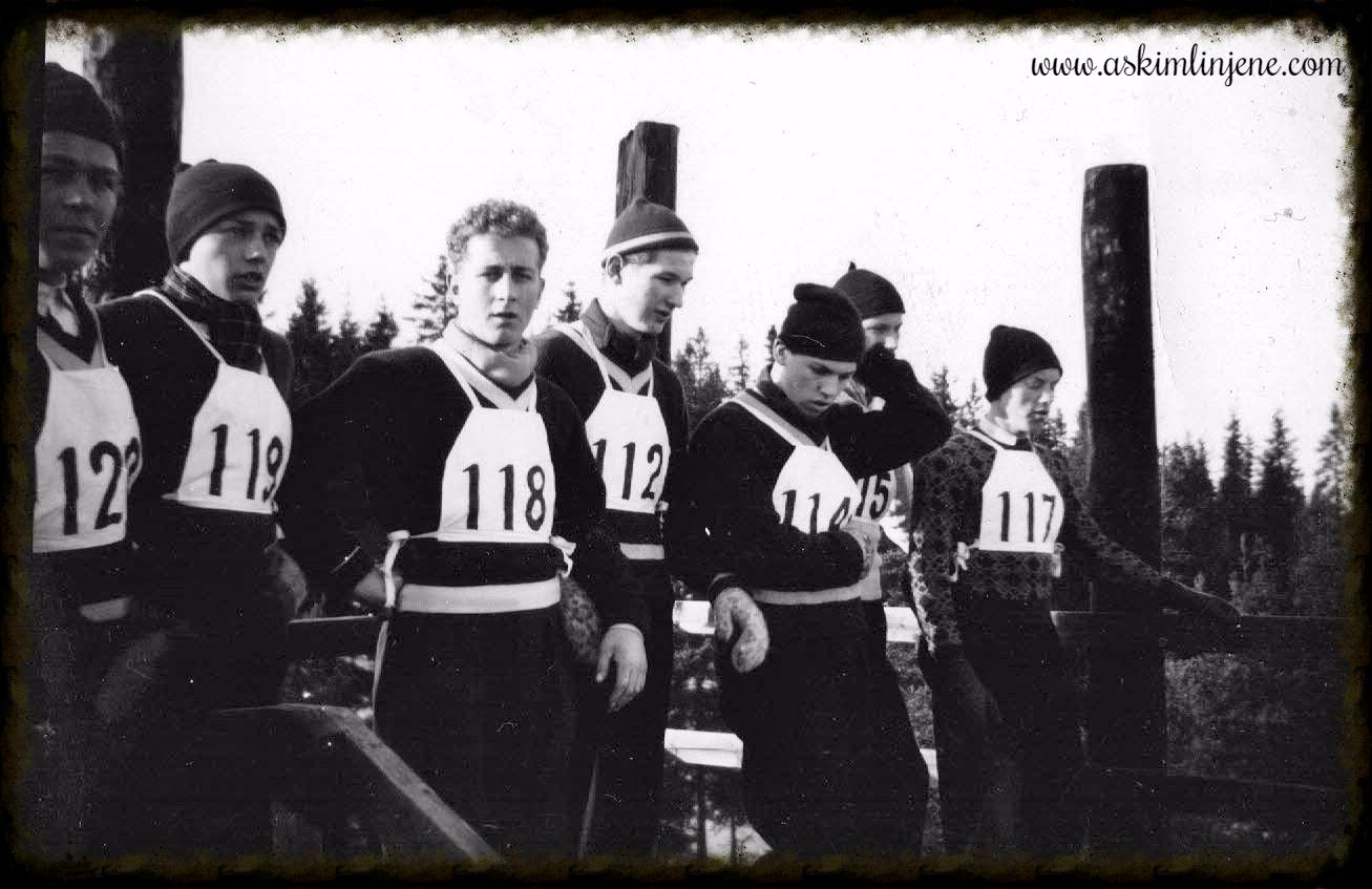 Vardebakken 1950