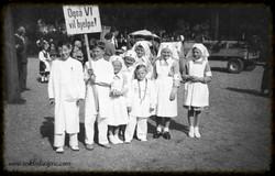 Røde Kors Momarken 1950