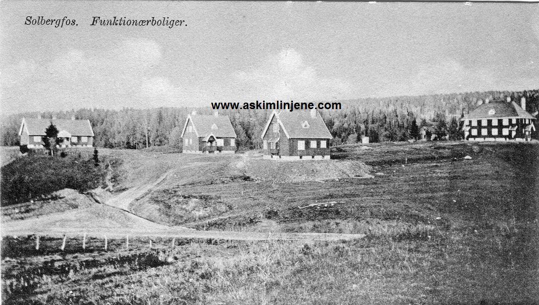 Solbergfoss 1916