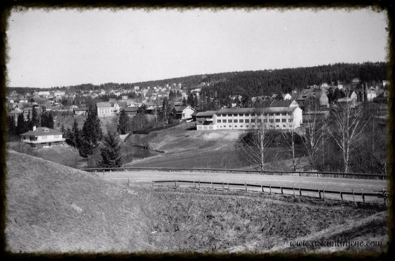 Trollullfabrikken 1950