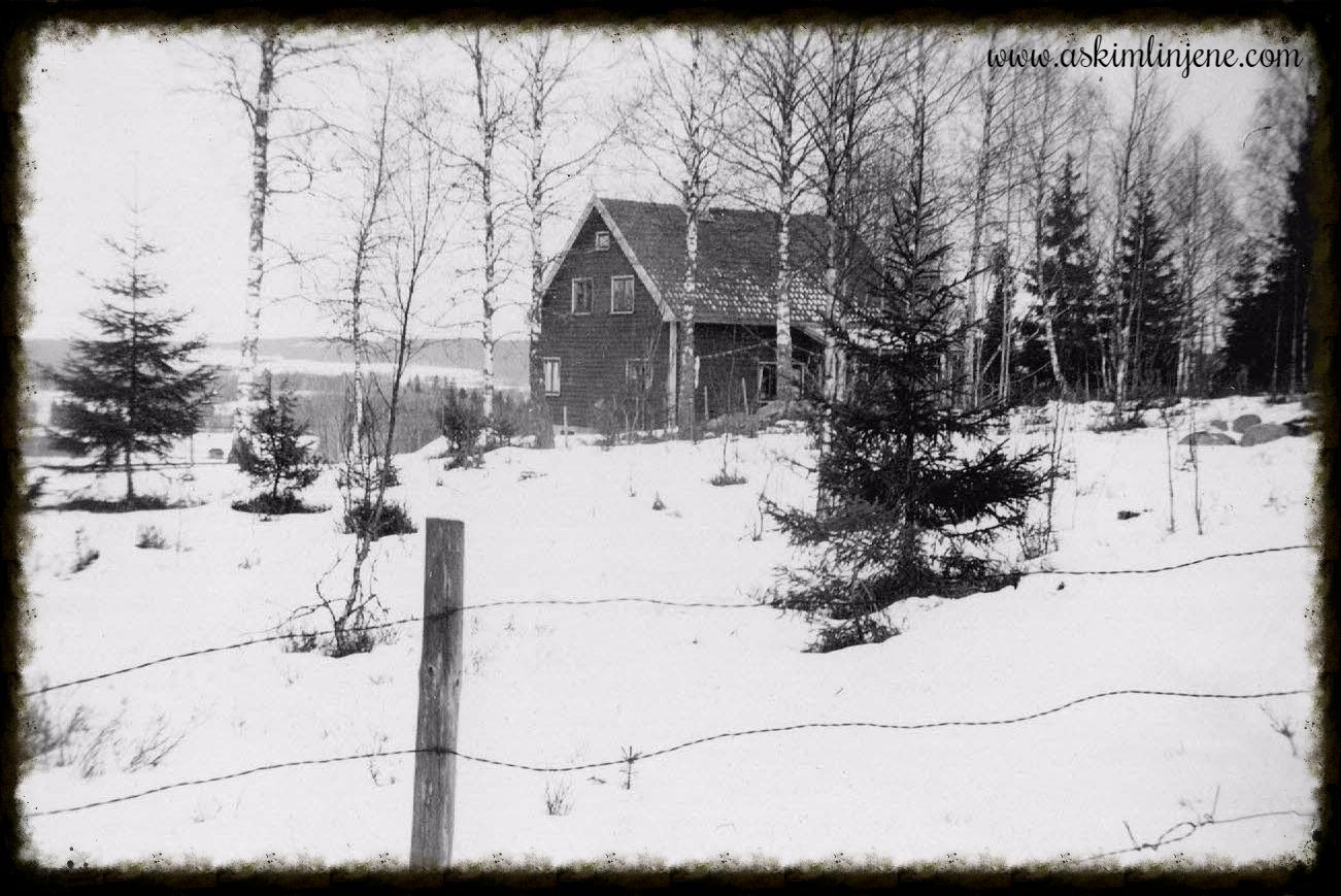 Villaen til Erling Duserud 1952