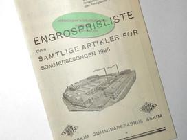 Engrosprisliste 1935