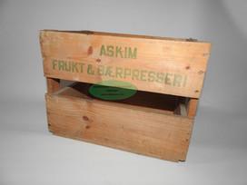 Trekasse Askim Frukt & Bærpresseri